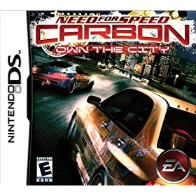 Need for Speed Carbon Own the City DS H33T 1981CamaroZ28 preview 1