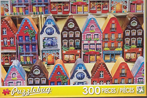Puzzlebug 300 ~ Colorful Belgian Chocolate Tins - 1