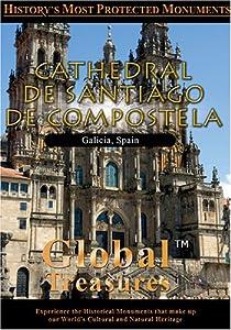 Global Treasures  CATHEDRAL OF SANTIAGO OF COMPOSTELA Spain