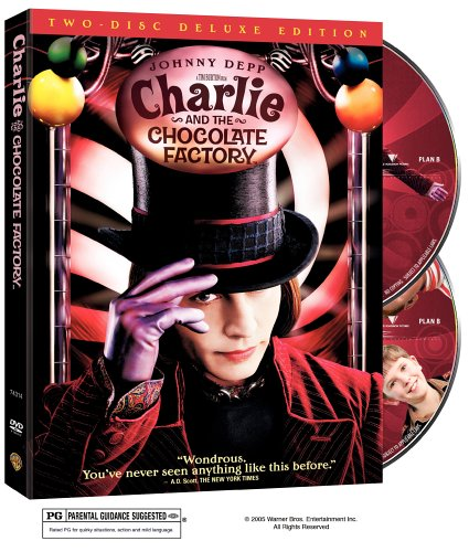 Charlie and the Chocolate Factory (2-Disc Deluxe Edition)