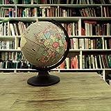 "Rotierende Tischglobus Erde Grau Ozean Geographie Globes mere 11.3"""