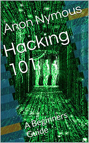 Computer Hacking Books: Hacking 101: A Beginners Guide Book Online