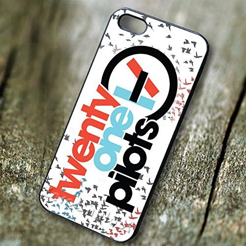Classy 21 Pilots Band Logo - tr for Cover Iphone 5 or Cover Iphone 5S or Cover Iphone 5SE Case V1X6HI