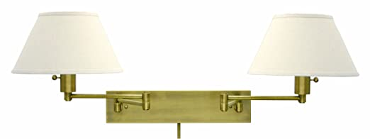 Double Wall Homes Double Wall Sconce Swing