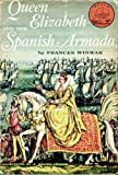 img - for Queen Elizabeth and the Spanish Armada (World Landmark Books, W-13) book / textbook / text book