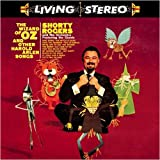 echange, troc Shorty Rodgers & His Orchestra Featuring Giants - Wizard of Oz & Other Harold Arlen Songs
