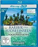Image de Karibik und Südseeinsel-aus der Vogelperspektive [Blu-ray] [Import allemand]