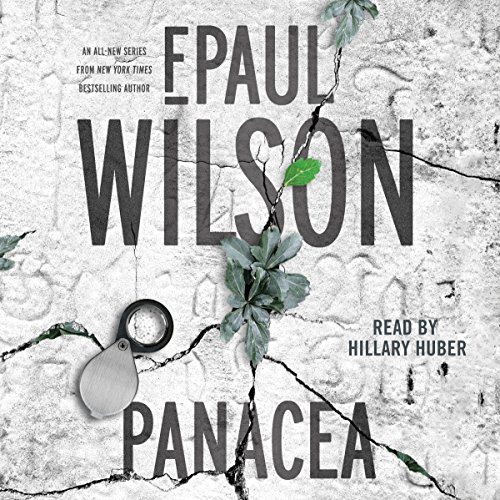 Panacea [re-fixed] but actually...a new rip - F. Paul Wilson