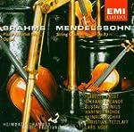 Brahms: Klavierquartett Nr. 2 / Mende...