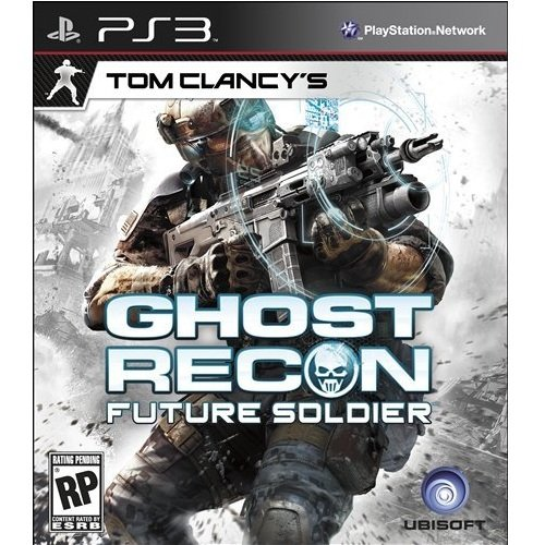 PS3 Tom Clancy\\\'s Ghost Recon Future Soldier (SIGNATURE EDITION) アジア版