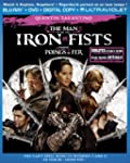 The Man with the Iron Fists [Blu-ray...
