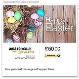 Easter Eggs - E-mail Amazon.co.uk Gift Voucher