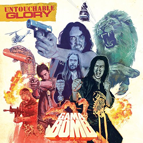 Gama Bomb-Untouchable Glory-CD-FLAC-2015-DeVOiD Download