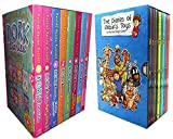 img - for Dork Diaries Rachel Renee Russell Collection & The Diaries of Robins Toys 18 Books Set (3 1/2:How to Dork Your Diary,Dork Diaries,Party Time,Pop Star,Skating Sensation,Dear Dork,Holiday Heart Breaker,Omg & Roger the Reindeer,Geraldo The.....) book / textbook / text book