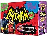 Batman - La série TV complète [Édition collector limitée digipack musical - Batmobile Hot Wheels + Livret Scrapbook + Jeu 44 cartes] [Édition collector limitée digipack musical - Batmobile Hot Wheels + Livret Scrapbook + Jeu 44 cartes] (dvd)
