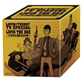 ��ѥ��� �ƥ�ӥ��ڥ���� LUPIN THE BOX~TV ���ڥ����BD���쥯�����~ [Blu-ray]