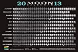 2013 Moon Calendar Card (5 pack)