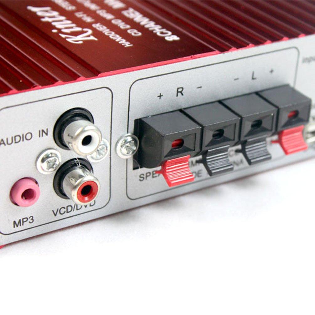Высококачественный звуковой усилитель для компьютера ...