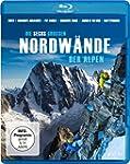 Die sechs gro�en Nordw�nde der Alpen...