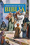 img - for Historias de la Biblia (Spanish Edition) book / textbook / text book