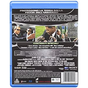 MIB - Men in black [Blu-ray] [Import italien]