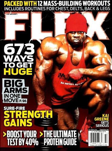 Flex [US] October 2010 (単号)
