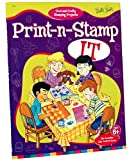 Print-n-Stamp It (The Incredible Kids' Craft It series #05)