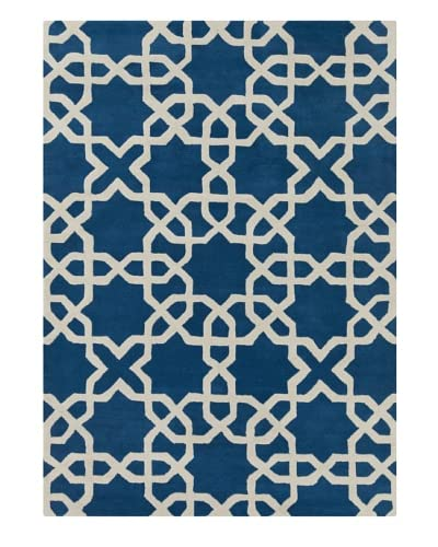 Bunker Hill Rugs Hive Hand-Tufted Rug