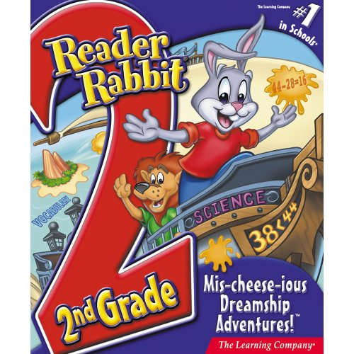 Reader Rabbit 2nd Grade Mis-cheese-ious Adventures [Download] image