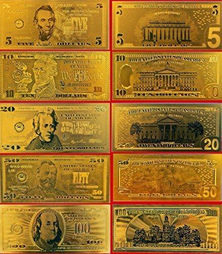 gold-bank-note-set-24k-999-5pc-set-by-24k-gold-leaf-banknotes