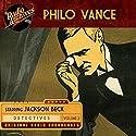 Philo Vance, Volume 2 Radio/TV Program by  Frederick W. Ziv Company Narrated by Jackson Beck, Joan Alexander