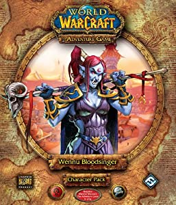World of Warcraft Adventure Game Character Pack: Wennu Bloodsinger