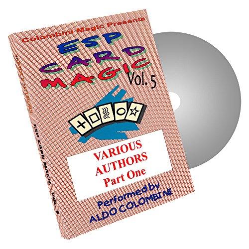 MMS ESP Card Magic Vol. 5 by Aldo Colombini - DVD