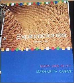 102: Mary Ann Blitt, Margarita Casas: 9781133533801: Amazon.com: Books