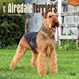 BT Airedale Terriers 2015 Wall