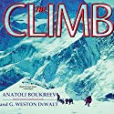 The Climb Audiobook by Anatoli Boukreev, G. Weston DeWalt Narrated by Lloyd James