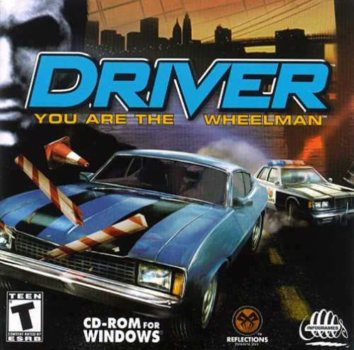 Driver (Jewel Case) - Pc back-645618