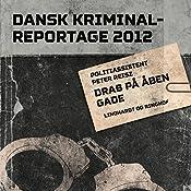 Drab på åben gade (Dansk Kriminalreportage 2012) | Peter Reisz