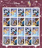 Art of Disney Romance US Postage Stamps 4025-28