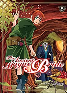 The Ancient Magus Bride Edition simple Tome 5