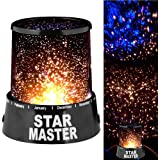Projecteur Ciel Etoile Incroyable LED Star Beauty Night Light Sky coloré lampe d'éclairage du projecteur