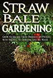 Straw Bale Gardening: How To Grow 40 Pounds Of Fresh Produce ANYWHERE with No Soil, No Bending and No Weeds (container gardening, vertical gardening, square ... urban homestead, apartment gardening)