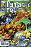 img - for Fantastic Four #1 1996 Jim Lee (Fantastic Four: Heroes Reborn, Two) book / textbook / text book