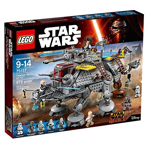 Captain Rex Star Wars Lego