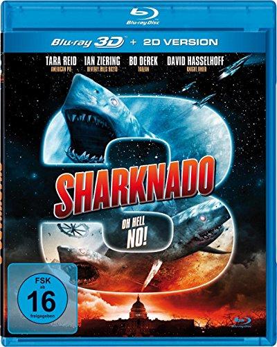 Sharknado 3 - Oh Hell No! (Real 3D inkl. 2D Version) [3D Blu-ray]