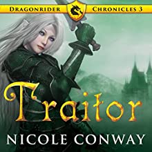 Traitor Audiobook by Nicole Conway Narrated by Jesse Einstein