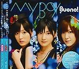 MY BOY(初回盤※DVD付)