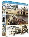 Image de Coffret Aventure : Les Chemins de la liberté + La Route + Le Nouveau monde [Blu-ray]
