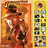 Indiana Jones and the Kingdom of the Crystal Skull [With Soundboard and Gameboard W/Pull-Out Decoder] (Interactive Play-A-Sound)