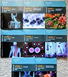 img - for Kaplan Medical COMLEX Level 1 Lecture Notes (2016 Edition) Set of 8 book / textbook / text book